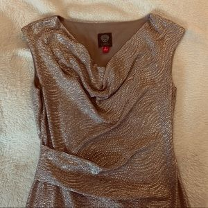 (6) Vince Camuto dress